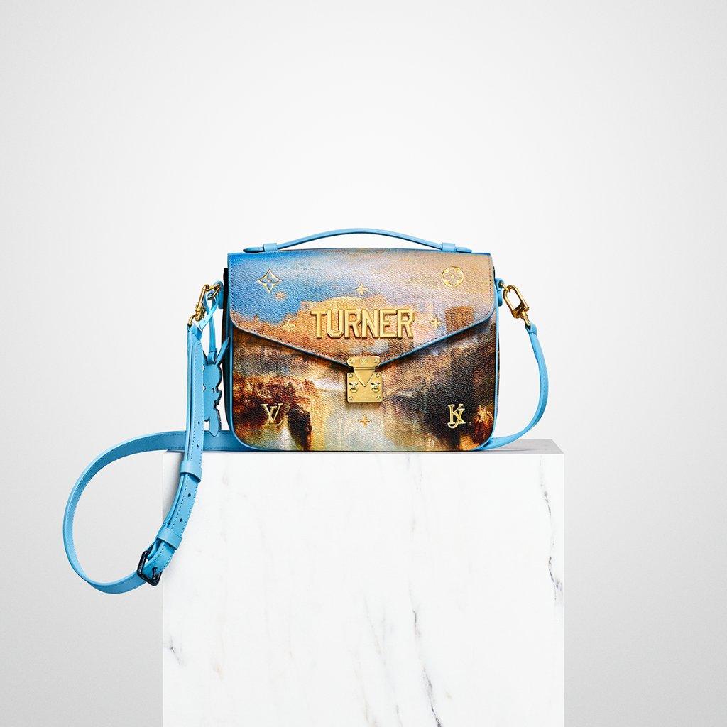 ジェフ・クーンズ@JeffKoons が #LouisVuitton のためにデザインした「MASTERSコレクション」より──ターナーのコレクションをご紹介。 https://t.co/GXB3xLAm8Z #LVxKoons https://t.co/WMZdYATY9I