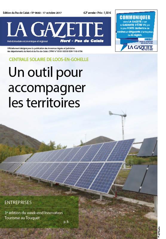 test Twitter Media - Retrouvez notre édition Pas-de-Calais : la centrale solaire de @LoosenGohelle , un outil pour accompagner les territoires @lumiwatt62 https://t.co/C15RWzNO55
