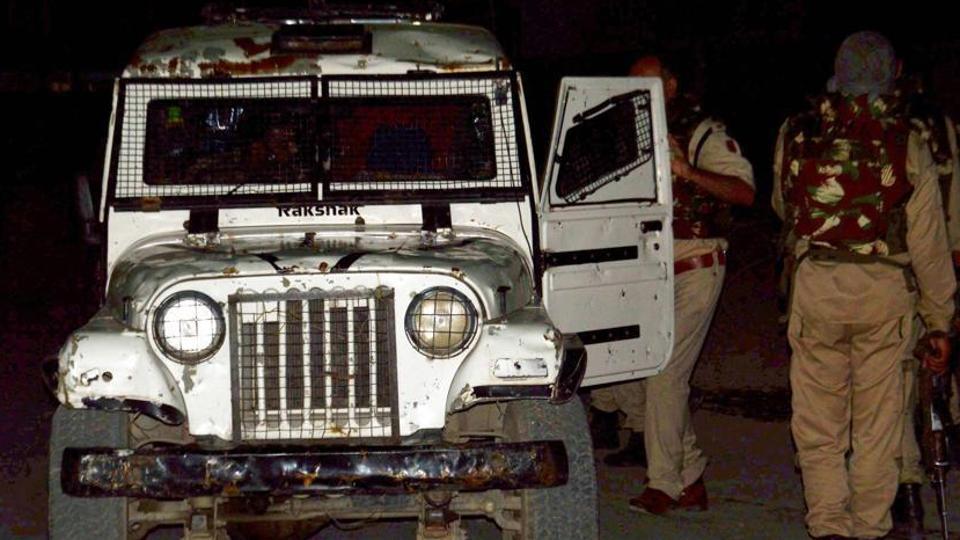 Slain PDP leader's house set on fire in Jammu and Kashmir's Shopian