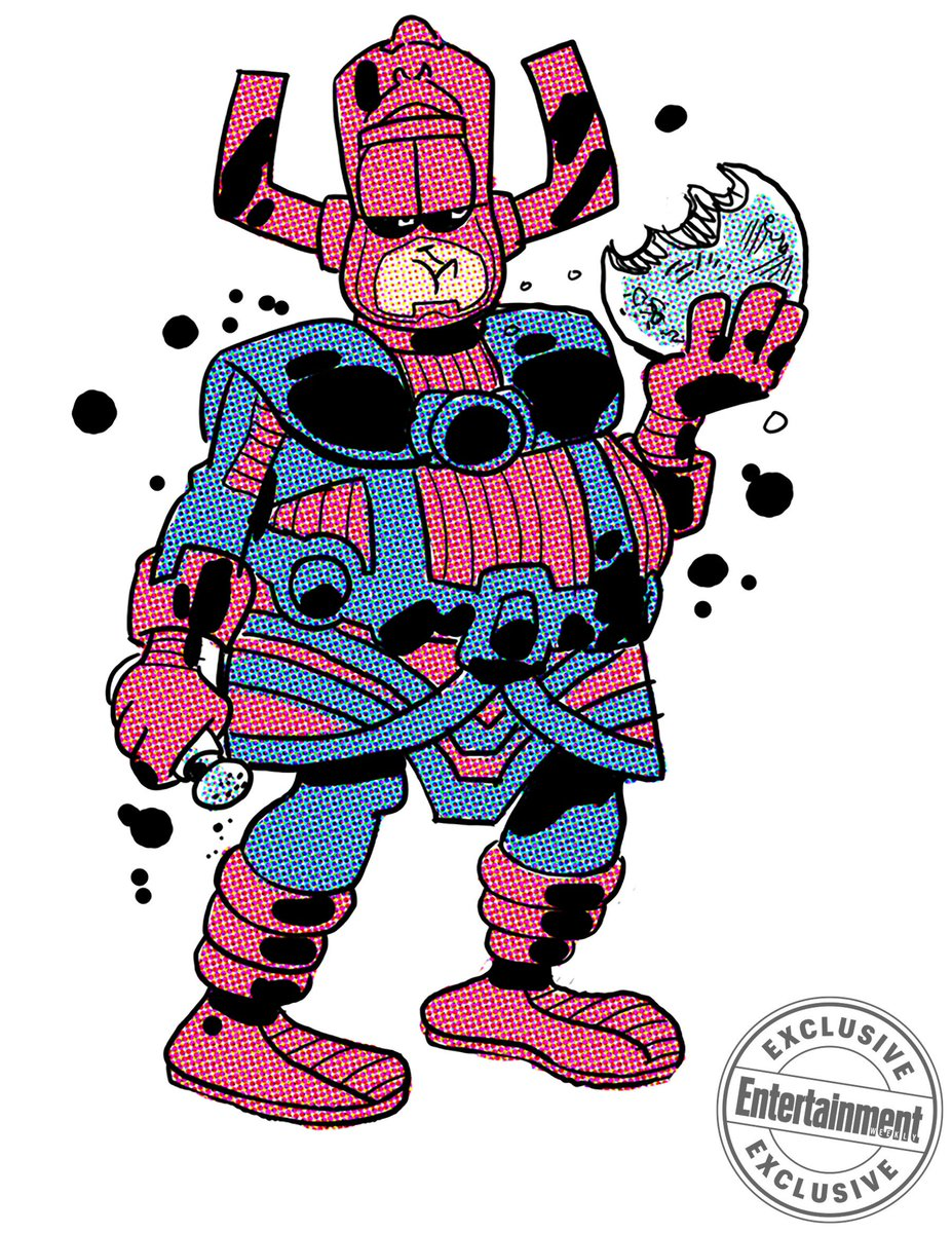 RT @unbeatablesg: JIM DAVIS IS DRAWING GALACTUS COMICS FOR OUR UPCOMING ZINE ISSUE!!  https://t.co/hevO0dON7I https://t.co/TrR0WhNsHU