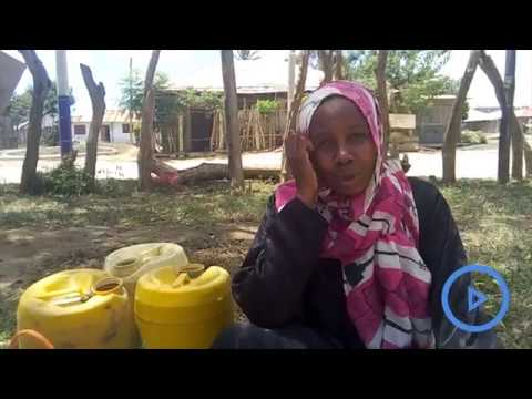 Lamu residents hit by major water shortage