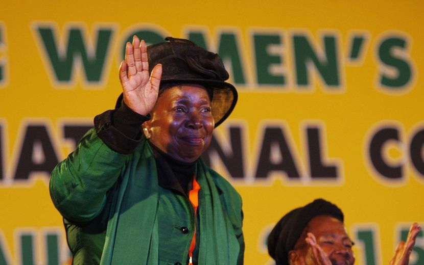 Presidential hopeful Nkosazana Dlamini-Zuma has stronger support: ANC KZN chair