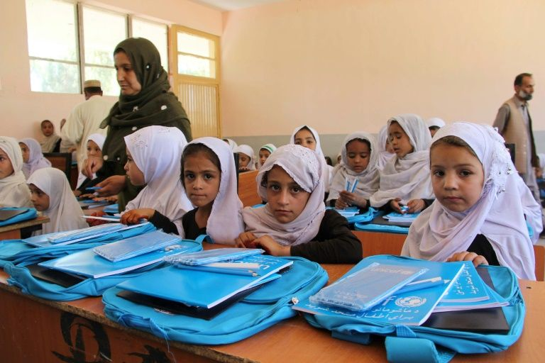 Two-thirds of Afghan girls missing out on school: HRW