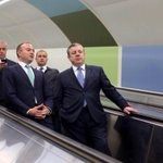 Prime Minister and Tbilisi Mayor Open New Metro Station