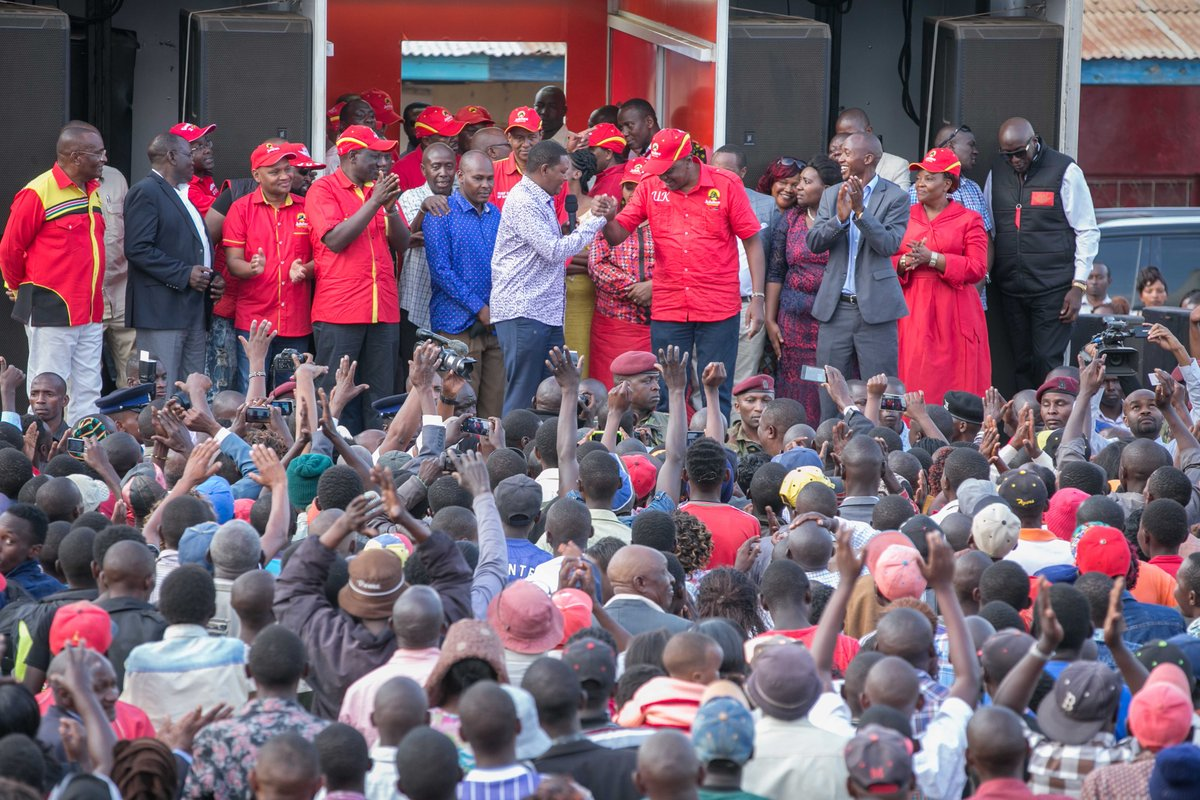 Wait for 2022 if not ready for October 26 poll, DP Ruto tells Raila