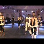 Congolese designers showcase their work at Congo Fashion Week