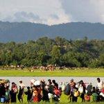 UN urges Bangladesh to move Rohingya refugees stranded at border