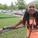 HBO filming in Baltimore for Sonja Sohn documentary promotion