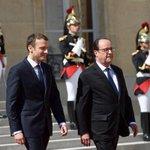 François Hollande n'a pas du tout apprécié l'interview d'Emmanuel Macron