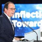 Depuis Séoul, Hollande répond aux critiques de Macron