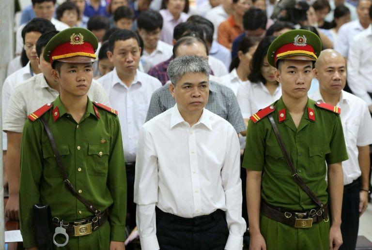 Ex Vietnam MP jailed for stealing $16 mn housing deposits
