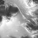 Mysterious upside-down canyon revealed on underside of Antarctic ice