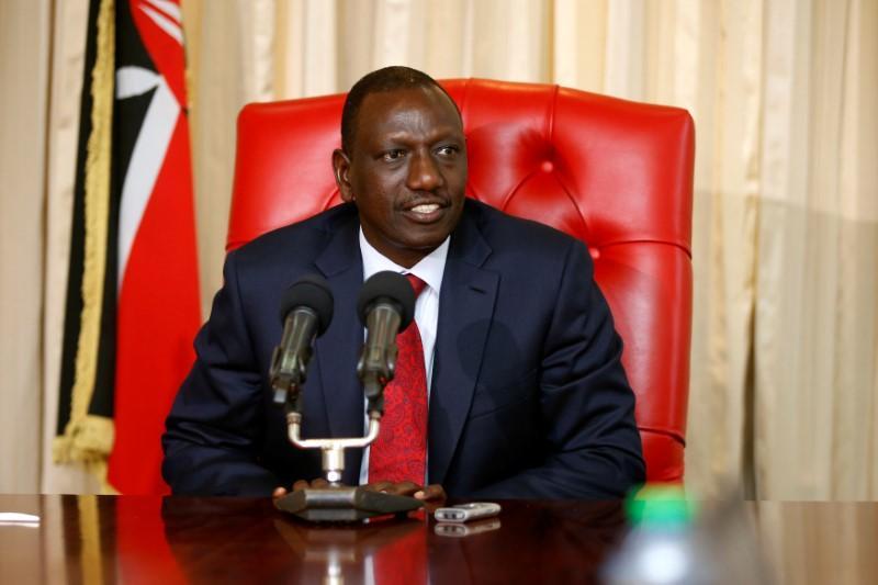 Kenya's opposition leader should run in next week's election: deputy president https://t.co/pof6rzCwJb https://t.co/bCFxeEOfPU