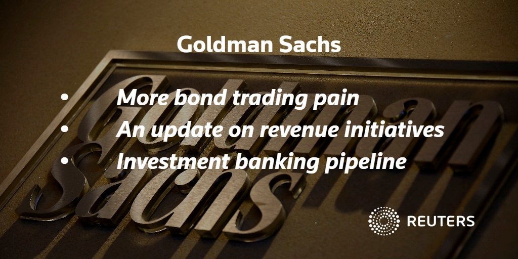 Goldman Sachs: Things to look for in Q3 earnings - https://t.co/EfRyOjri3q