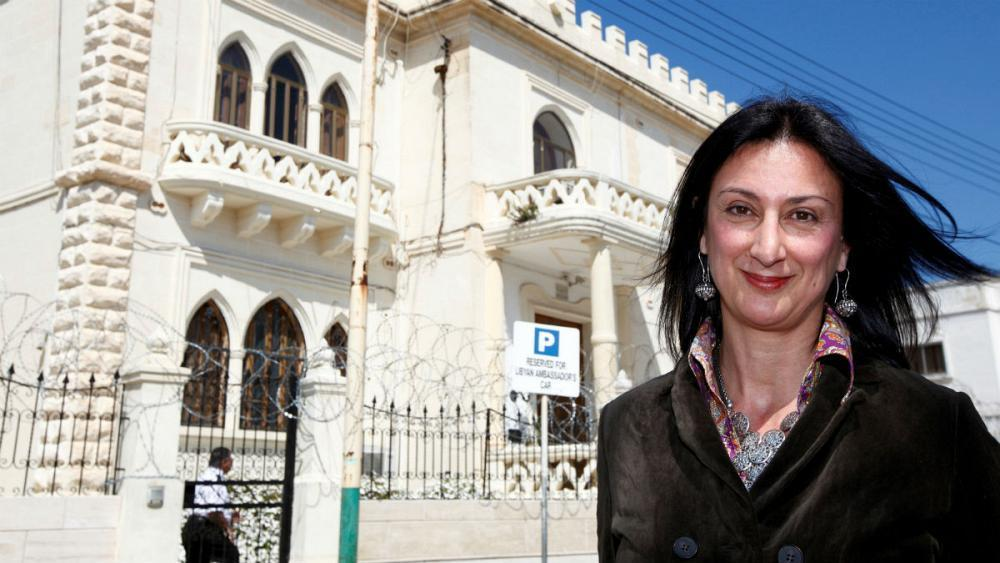 'This is war, not tragedy,' says son of Malta's murdered journalist Daphne Caruana Galizia