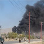 Suicide bombers, gunmen kill 32 in attack on Afghan police