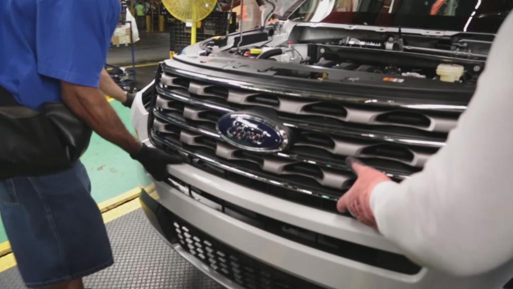 Ford is being urged to recall 1.3 million Explorers amid carbon monoxide poisoning concerns:
