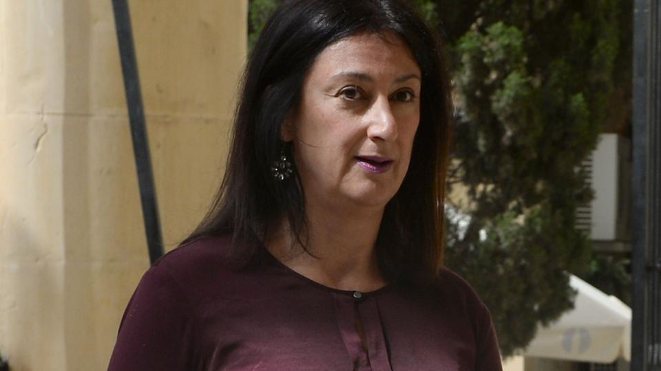 Son of slain Panama Papers journalist accuses Maltese PM of being 'complicit'