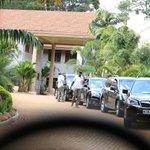 Police raid Jimmy Wanjigi's home hunting for him over guns seizure
