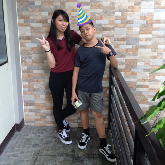 Happy birthday Jose Luis! kahit lagi tayo nag-aaway love ü pa din!!  wag ka nang PASAWAY OKAY?