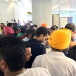 Home-bound Indian expats furious as airline leaves baggage behind