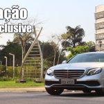 Mercedes E 250 Exclusive 2017 - Avaliação - Falando de Carro - Dauer: 10 Minuten