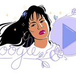 Selena Quintanilla Gets Her Own Google Doodle