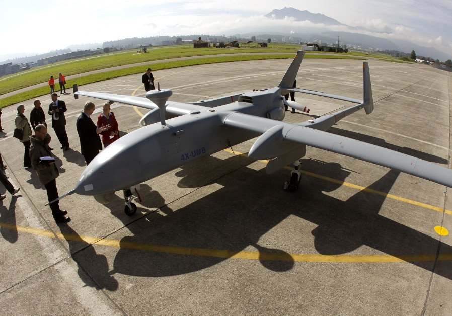 IAI and South Korea's Hankuk Carbon sign agreement to manufacture UAVs