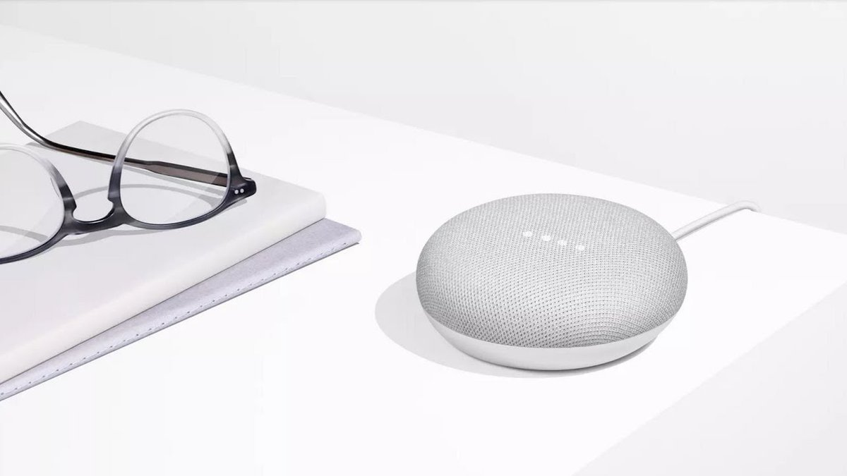 Google Home Mini's spying habits