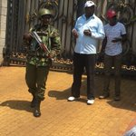 Police raid Jimmy Wanjigi's home over illegal firearms