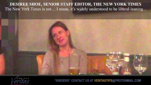 New York Times homepage editor caught on video calling Mike Pence 'f--king horrible' https://t.co/2GUUoCZcrm https://t.co/l2vFAus1OY