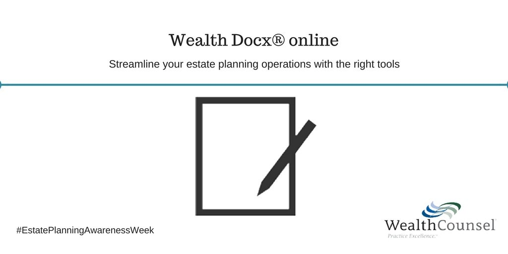 test Twitter Media - Wealth Docx® online: Get off your desktop and get online #EstatePlanningAwarenessWeek https://t.co/tjc6c1Y28k https://t.co/i3c7RFZcf9
