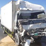 Driver seriously injured in road crash