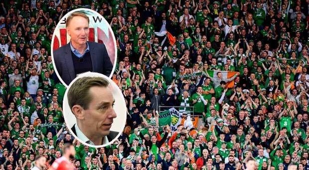 Ryan Tubridy slams Dan Brown for depicting Irish soccer fans as hooligans in fictional book