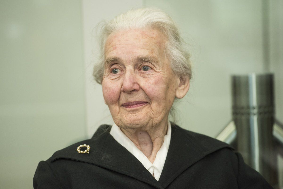 'Nazi Grandma,' 88, Convicted of Holocaust Denial in Germany