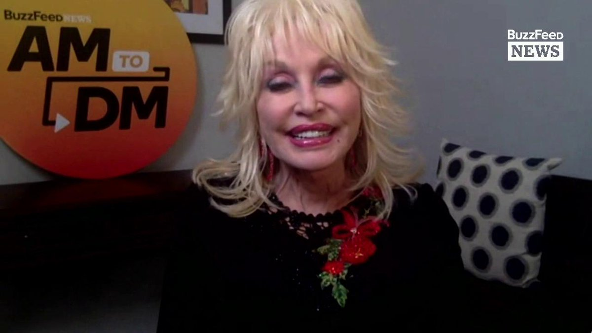 RT @AM2DM: Dolly Parton tells #AM2DM why she's given away nearly 100 million books to kids ⬇️ https://t.co/RjRv2tYjbt