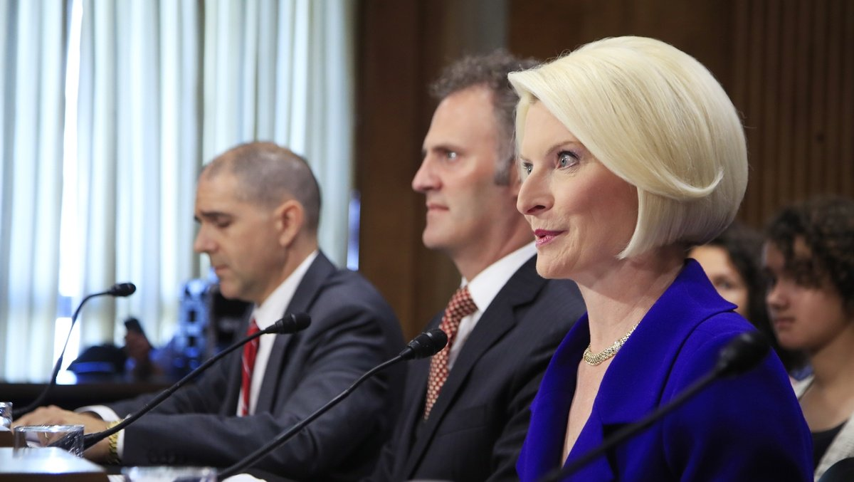 Callista Gingrich confirmed as Vatican ambassador