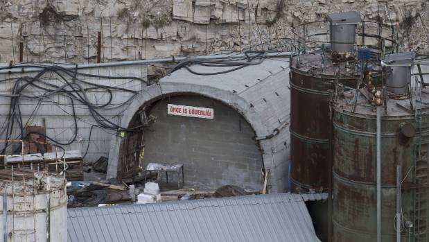 At least six killed in Turkey coal mine collapse