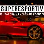 Ferrari Portofino, Porsche 911 GT 2RS e Bentley Continental GT em Frankfurt - Dauer: 2 Minuten, 27 Sekunden