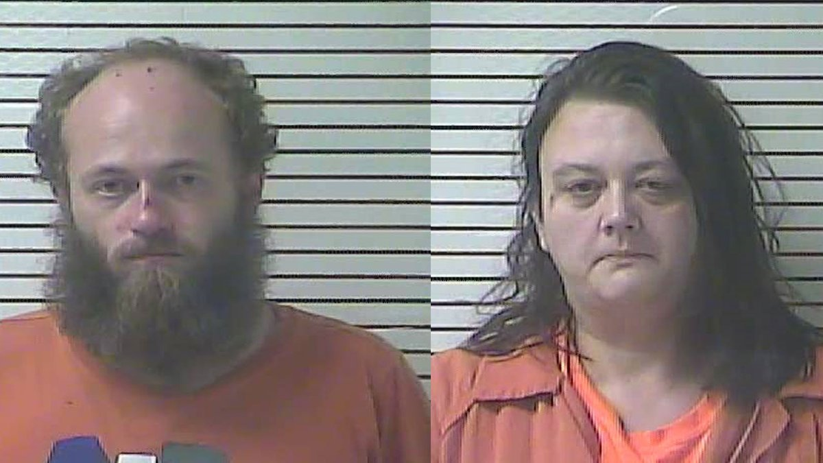 Radcliff couple arrested after celebrating their 12-year wedding anniversary by smoking meth