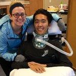 Young entrepreneur still making deals after accident left him quadriplegic