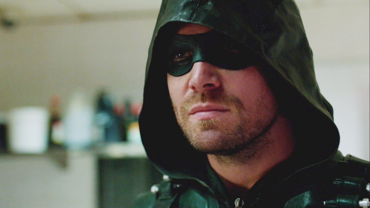 No one can know his secret  St arrow