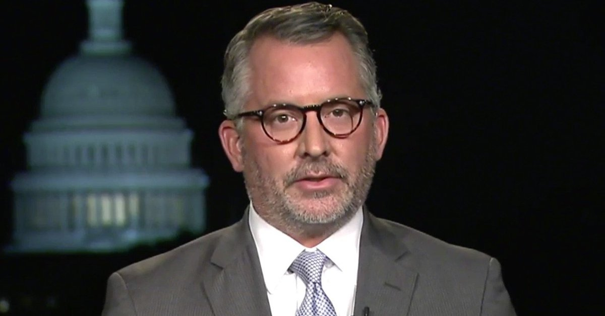 "Former GOP Rep. David Jolly ""We might be better off"" if Democrats win the House"