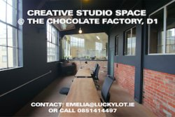 test Twitter Media - Work Space Available in Chocolate Factory, Dublin 1 - https://t.co/tTzd9GEx7K #ArtsMatterNI #ArtsNI #Artists https://t.co/goZdGABNYx