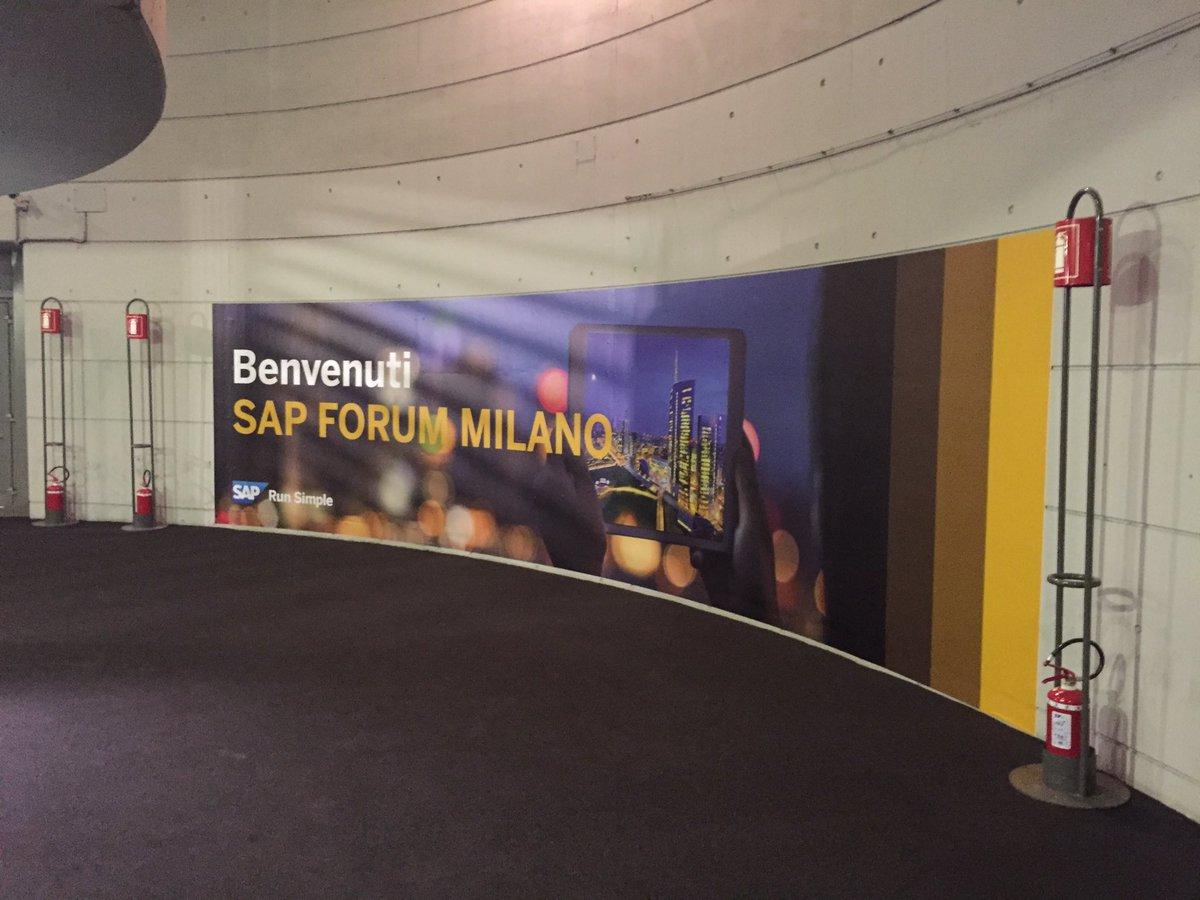 #SAPForum
