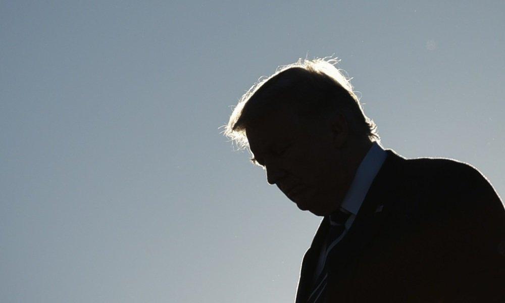 La fortune de Trump a fondu de 600 millions de dollars