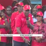 President Uhuru Kenyatta has ruled out dialogue with Raila Odinga