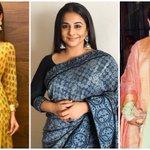 Kriti Sanon, Vidya Balan or Huma Qureshi: Who nailed the ethnic lookbetter?