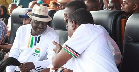 Kenya needs a new opposition that is not centered around Raila Odinga