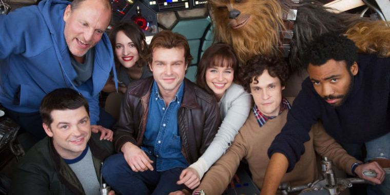 The new Han Solo film is done filming, and it has a name https://t.co/iyCAGxUMuM https://t.co/YrzraeMx5x